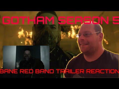 Gotham Season 5 Bane Red Band Trailer