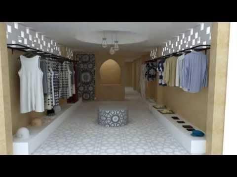ร้อยเรื่องร้าน ตอน ร้านเสื้อผ้าแฟชั่นมุสลิม 22-04-57 part 2