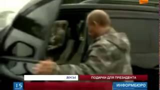 Президент России Владимир Путин отмечает день рождения