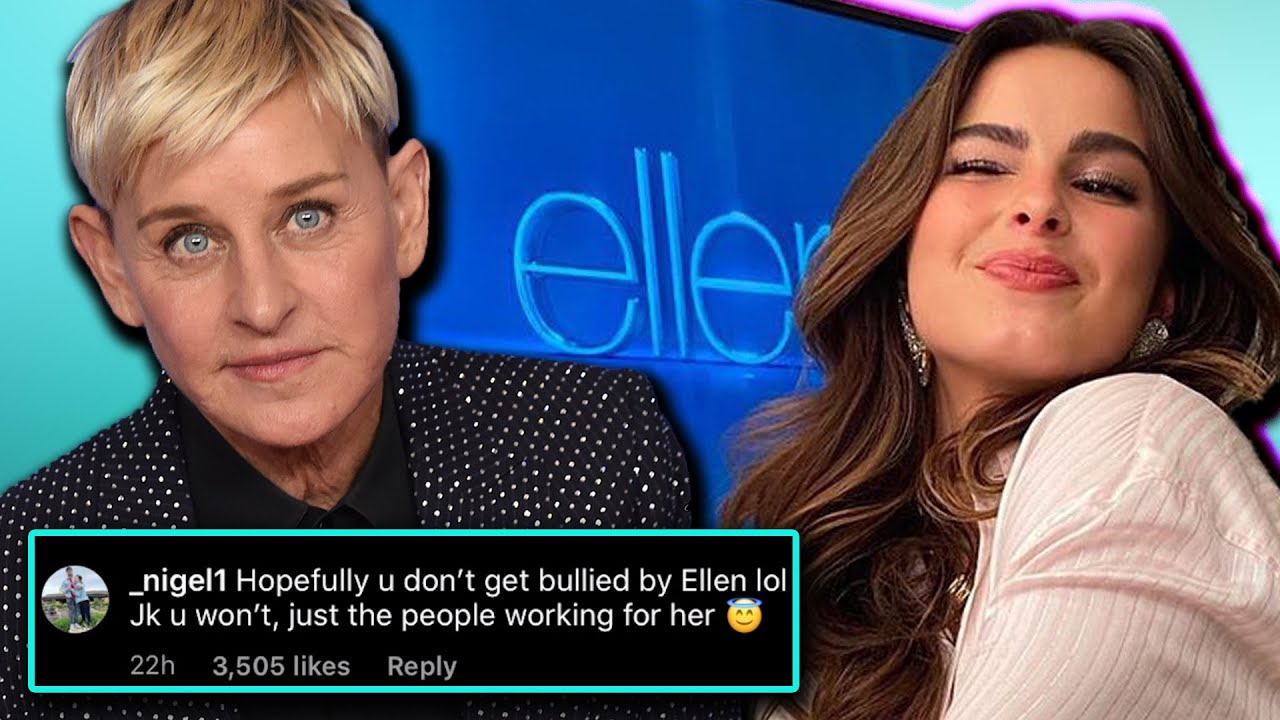 Addison Rae Gets Backlash For Going On The Ellen Show | Hollywire