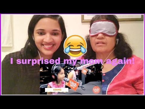 Esang De Torres sings 'Salamat,Salamat Musika' on Wish 107.5| Mom & Daughter Reaction!