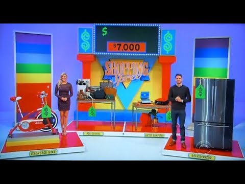 The Price is Right - Shopping Spree - 5/17/2018
