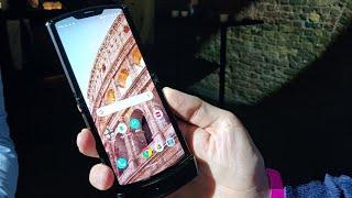 Torna il Motorola Razr, ora ha lo schermo pieghevole: la videorecensione