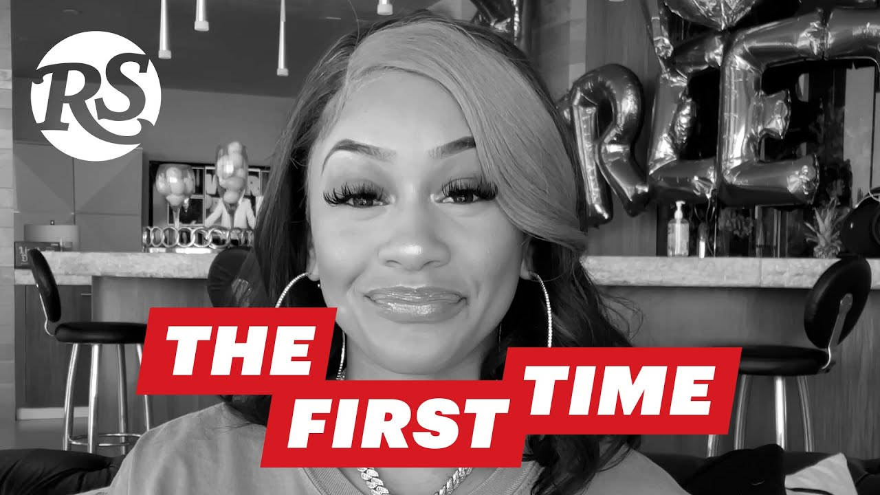 Saweetie on Pretty Bitch Music, Recording with Quavo and Playing Quarterback | The First Time
