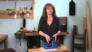 Joinery Tool Basics, With Megan Fitzpatrick