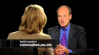 Richard Schuhmann: Water Wars, A Global Crisis - Conversations from Penn State