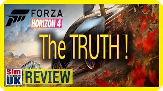 Is FH4 The BEST Racing Game EVER Released? The TRUTH ! FORZA HORIZON 4 FULL REVIEW by Sim UK