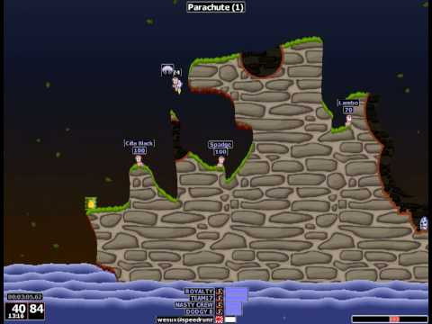 Worms: Armageddon Deathmatch Elite Level |
