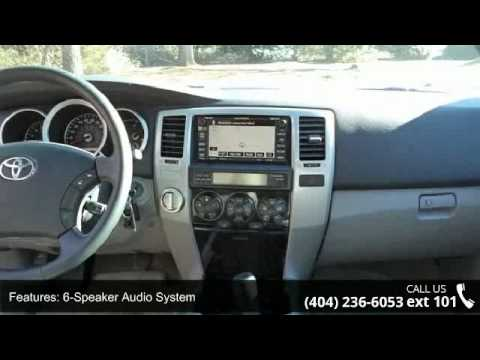 2009 toyota 4runner limited v8 4x4 nalley toyota of ros youtube. Black Bedroom Furniture Sets. Home Design Ideas
