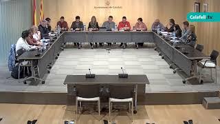 Constitució del Consell Ciutadà