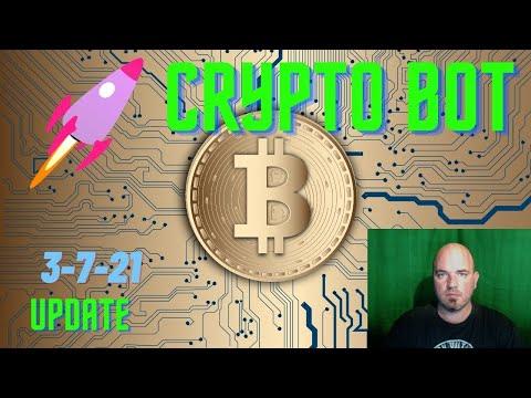 CryptoHopper Profits Update-March 7, 2021