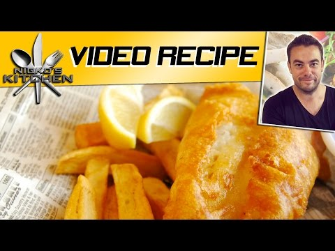 How To Make Fish And Chips