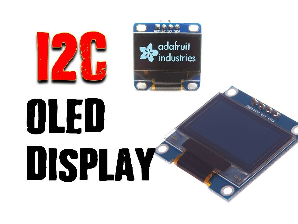 Cheap oled displays for arduino projects doovi