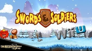 Swords & Soldiers HD Wii U Review! - Nintendo Review Zone!