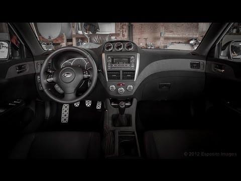 Alcantara Dash Wrap | 2011 Subaru WRX