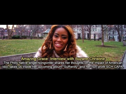 Suzann Christine (@SuzannChristine) Interview with Embassy: Interactive