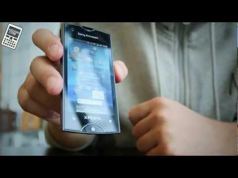 Обзор Sony Ericsson Xperia ray
