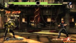 MK9 - Kenshi OTG Linker Discovery (Tag Only) - Mortal Kombat 9 (2011)