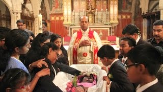 Requiem Mass for Bincy Josekutty