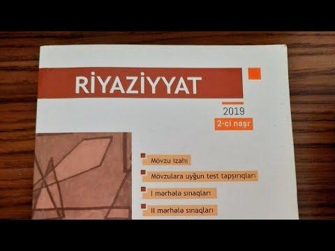 Çoxluqlar.Güvən nəşriyyatı: 9-cu sinif buraxılış imtahanı üçün #riyaziyyat #9-cusinif