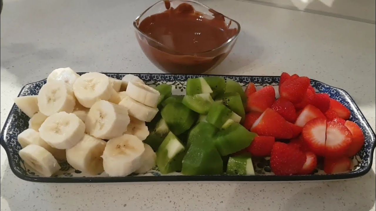 Çikolata Fondü Nasıl Yapılır – videolu tarifler – Yemek Tarifleri