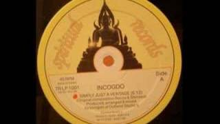 Incogdo (Derrick May) - Simply Just A Ventage [1992]