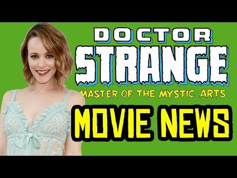 Doctor Strange in the Multiverse of Madness – Rachel McAdams Returns!