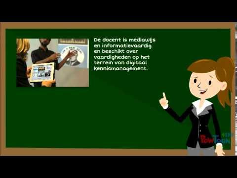 Digitale Media- en Informatiegeletterdheid ICT& didactiekportfolio