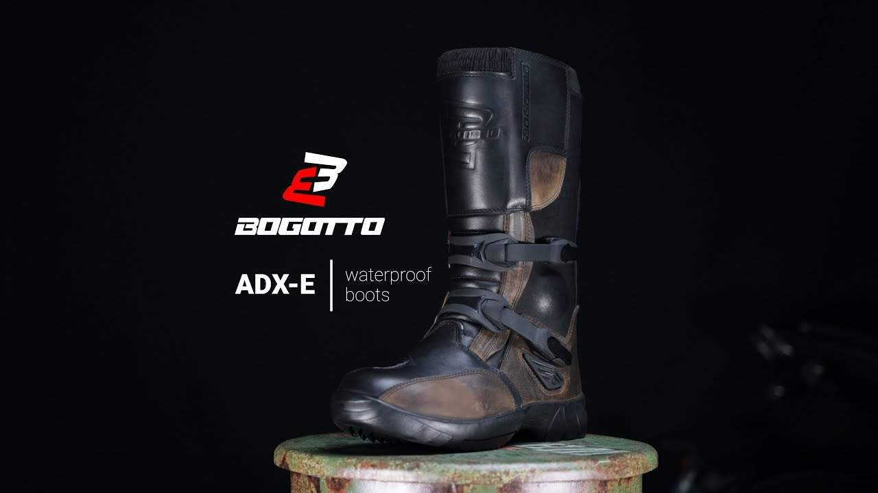 Bogotto ADX E waterproof Motorcycle Boots
