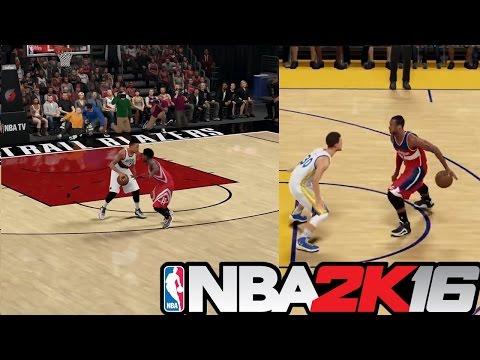 NBA 2k16 OFFICAL GAMEPLAY! BETTER DEFENSE! NO MORE SHOT CLOCK CHEESE?! MyCareer/MyTeam