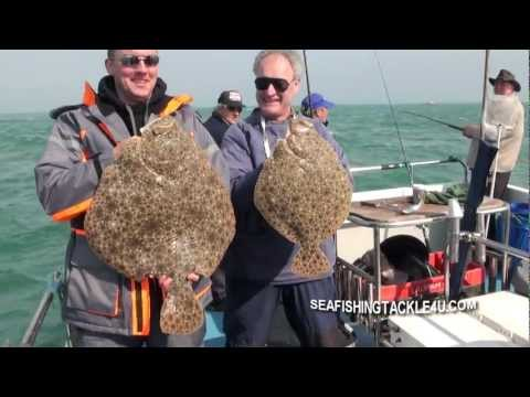 Turbot Fishing Out Of Weymouth On The Banks