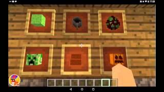 Minecraft 0.14.0 QUADROS COM ITENS confirmados