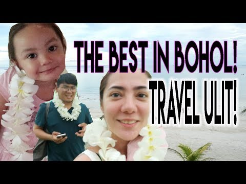 ✈⛰☀ ONE OF THE BEST LUXURY HOTEL IN BOHOL! DAY 1  | oeuvretr