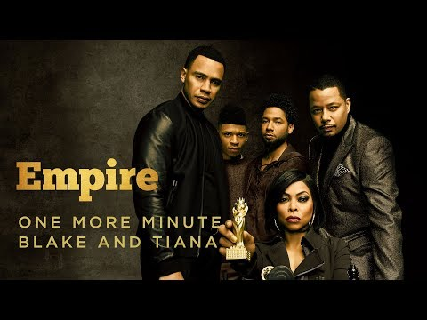 One More Minute - Blake And Tiana Version (Full Song) | Season 5 | EMPIRE