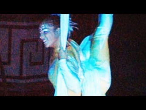 Mysterious Death at Cirque Du Soleil