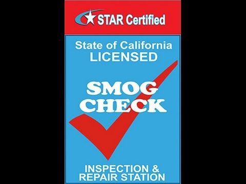 California Smog Test Fail Star Stations Surging RPM O2 sensors How ...