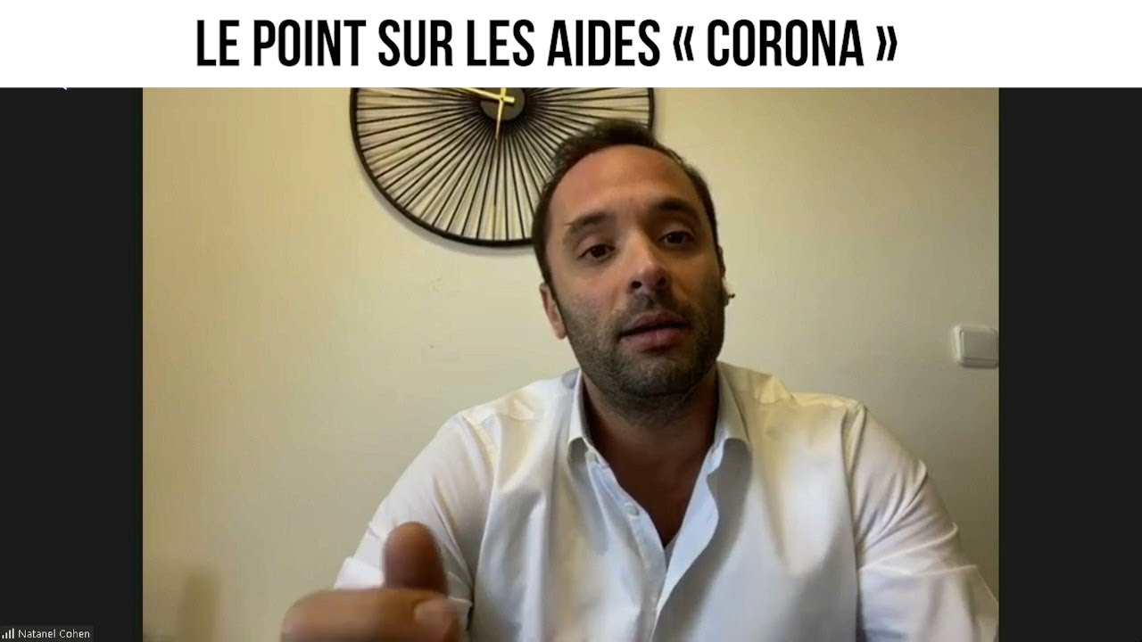 Le point sur les aides « corona »