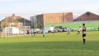 Heaton Stannington Vs.  Brandon United Highlights