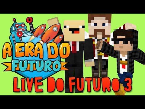 LIVE DO FUTURO 3 BONITA! - (c/ Remedy e Nikki) #AERADOFUTURO