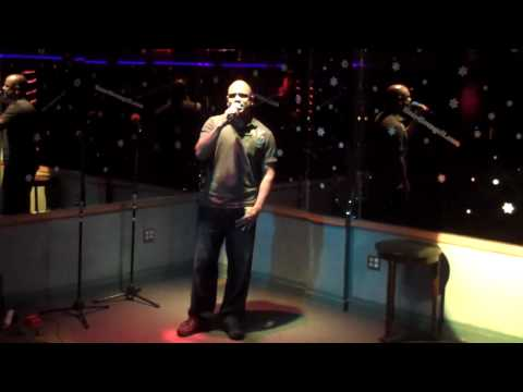 """Lizard Lounge Long Island Karaoke AJ. """"Sexy Chic"""" Akon"""