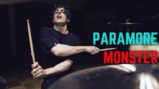 Download lagu Paramore - Monster | Matt McGuire Drum Cover