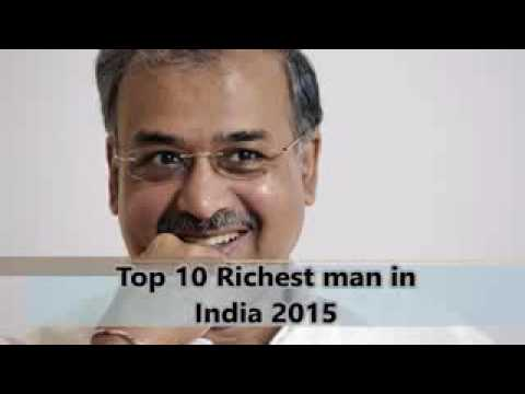 Top 10 Rich person in india