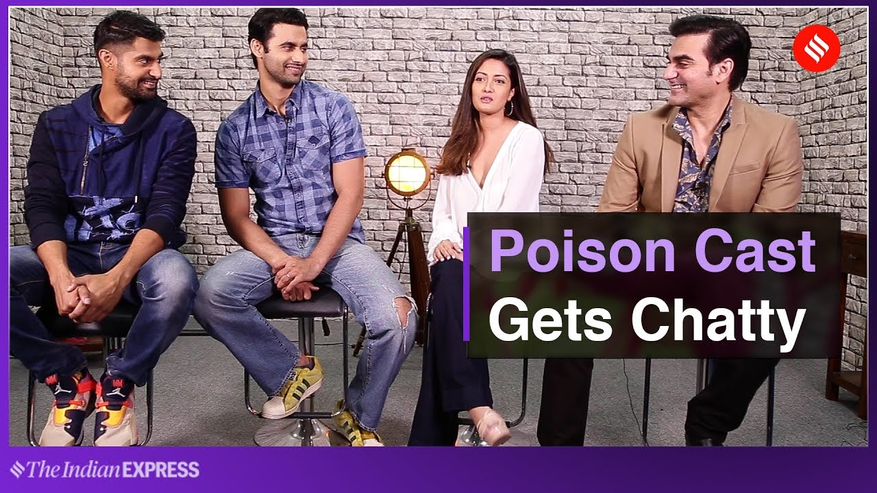 Poison Web Series: Arbaaz Khan and Riya Sen dish on ZEE5's Poison