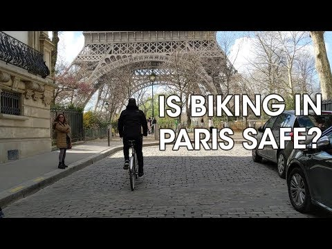 Is Biking in Paris Safe? Bike Rental Route for Paris - Plus a lot of cheese desserts at the end