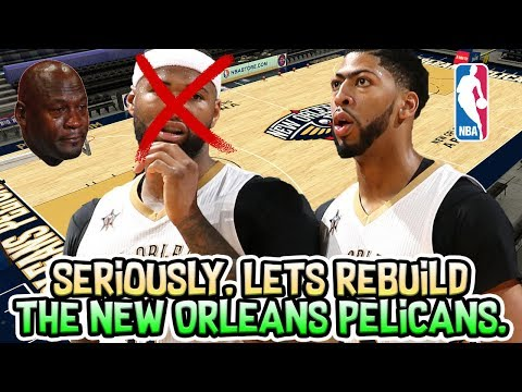Demarcus Cousins Out For Season. Seriously. Lets Rebuild The New Orleans Pelicans.
