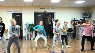 ALEXIS kids/ Контрольный урок и отбор на номер. Группа 1