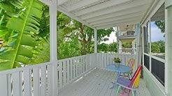 Tropical Beach Home in Bradenton Beach, Florida
