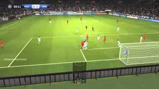 REAL MADRID vs FC BAYERN MUNCHEN   PES 2014 PC GAMEPLAY