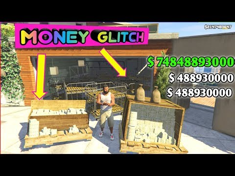 Gta 5 MONEY GLITCH BY FRANKLIN ( UNLIMITED MONEY IN MINUTES )