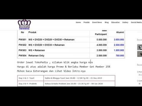 Belajar trading option online